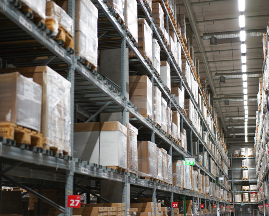 Dangerous Goods Packaging and Palletising